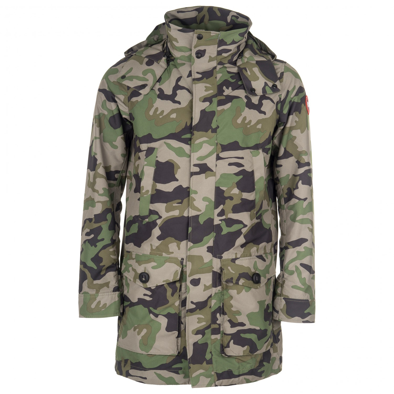 Canada Goose Crew Trench Coupe vent Canada Goose Camo | S