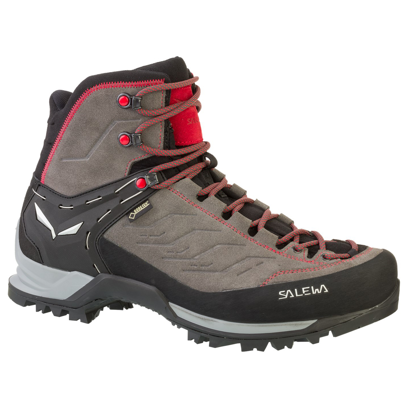 timeless design store pretty nice Salewa - MTN Trainer Mid GTX - Chaussures de randonnée - Charcoal /  Papavero | 7 (UK)
