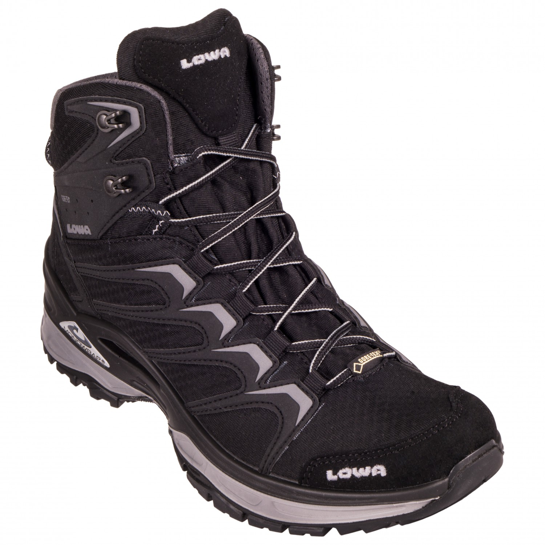 d316687a735 Lowa - Innox GTX Mid - Walking boots - Schwarz / Orange | 6,5 (UK)