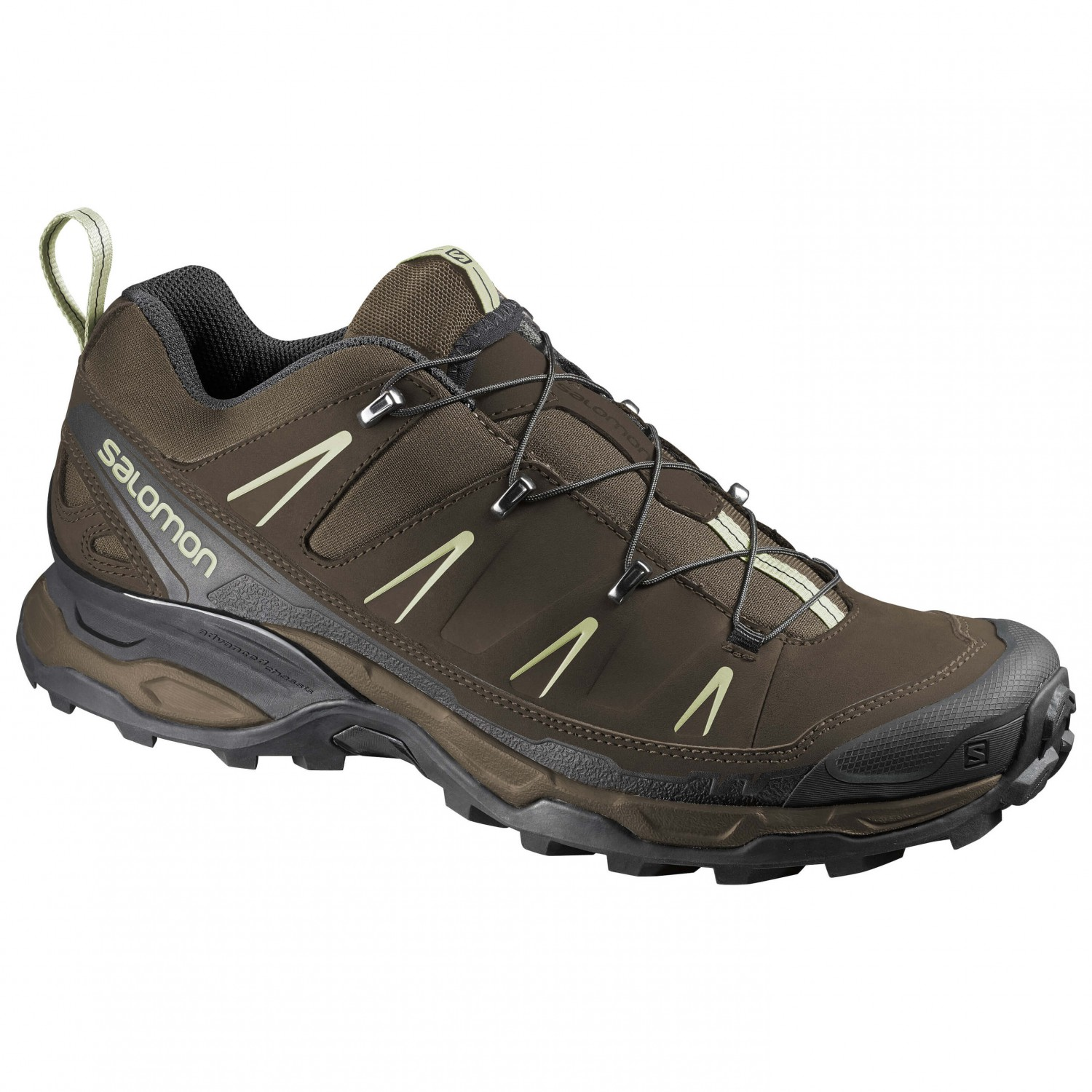 Men S Salomon X Ultra Ltr Gtx Walking Shoes Black