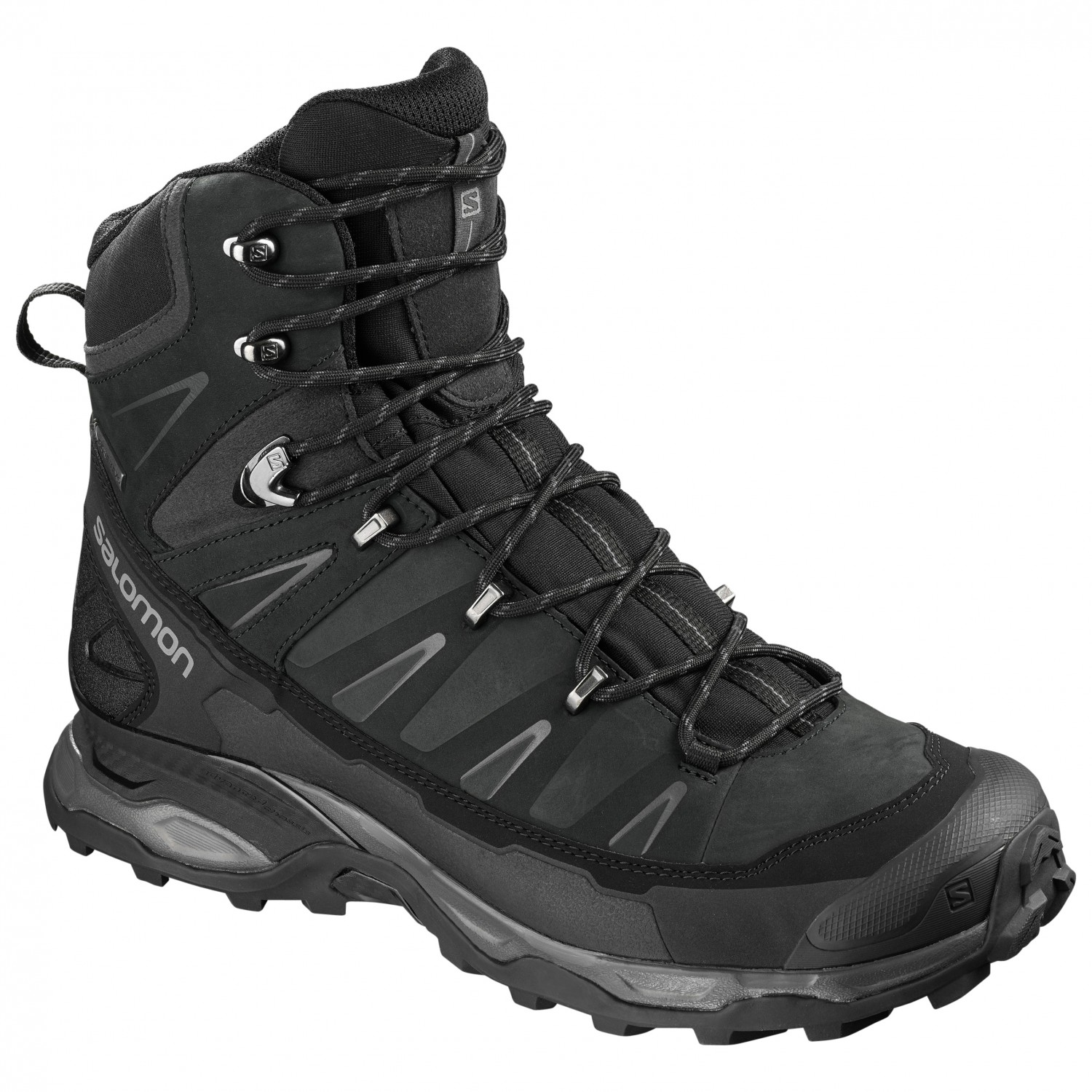 Salomon - X Ultra Trek GTX - Botas de trekking - Black / Black / Magnet | 7  (UK)