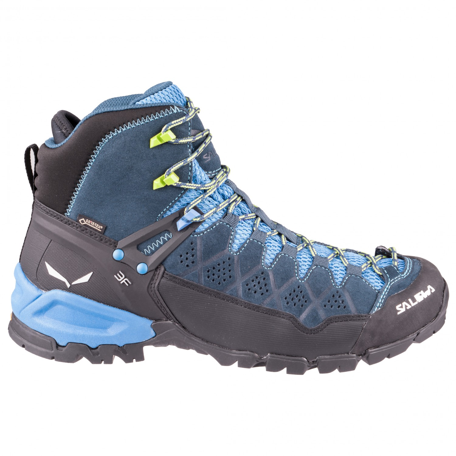 Salewa Alp Trainer MID GTX Tursko Black Black | 7,5 (UK)