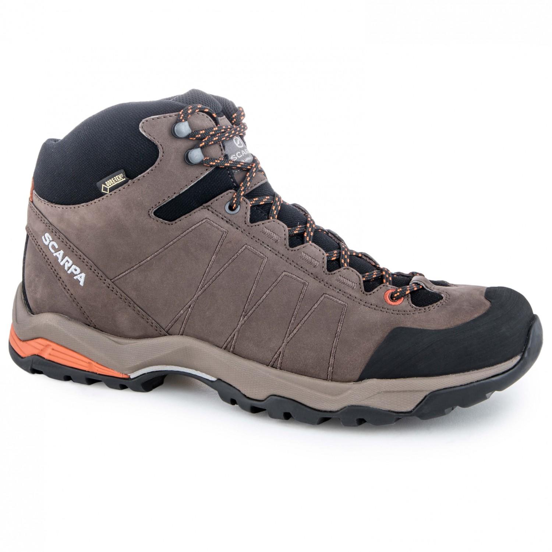Scarpa Mens Moraine Mid GTX Trekking Boot