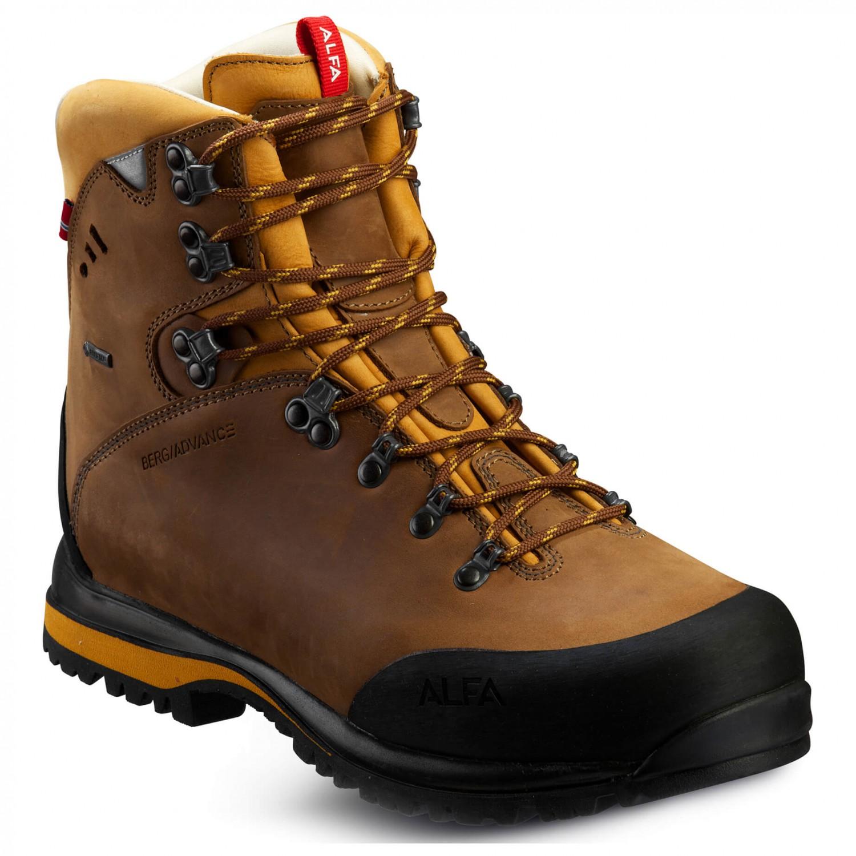 Alfa Berg Advance Walking Boots Men S Free Uk Delivery