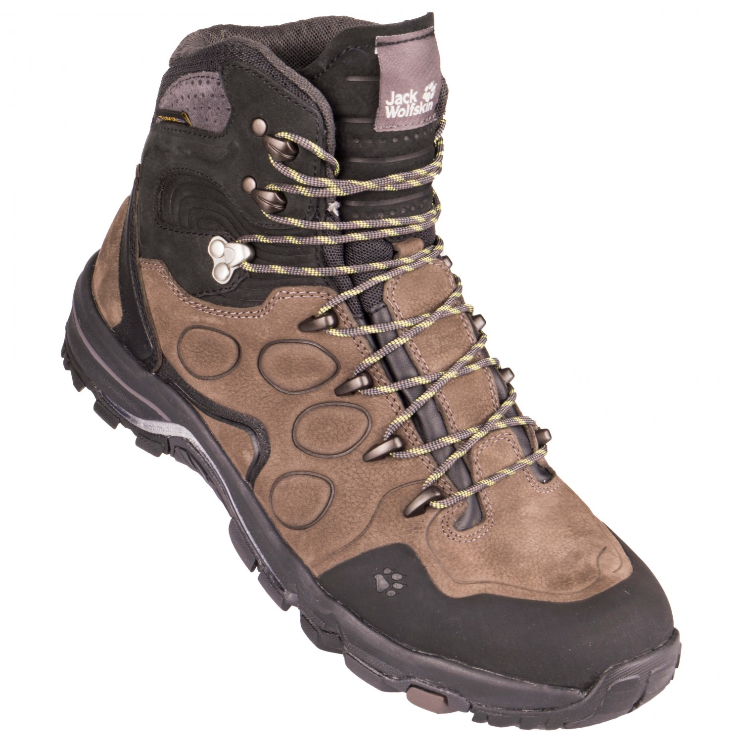 best website 00c88 b8b65 Jack Wolfskin Altiplano Prime Texapore-Mid - Walking boots ...