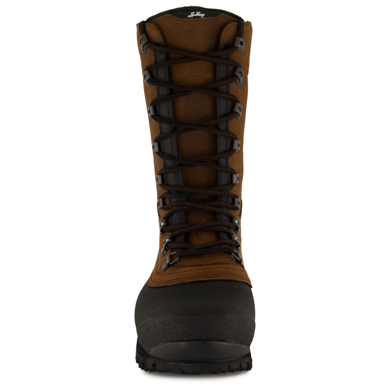 kilpailukykyinen hinta katsella yksityiskohdat Lundhags - Jaure II High - Walking boots - Brown / Black | 41 (EU)