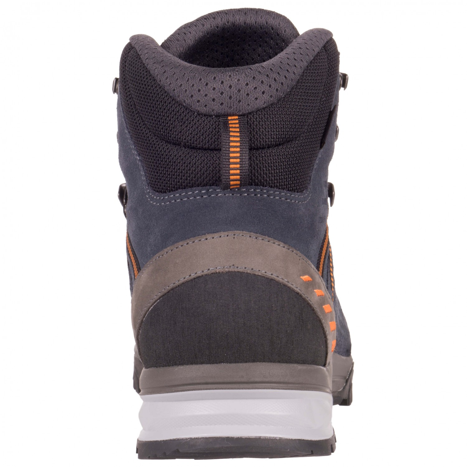 Mid Ledro Gtx Navy Orange7 Regularuk Lowa Wanderschuhe AL43Rj5