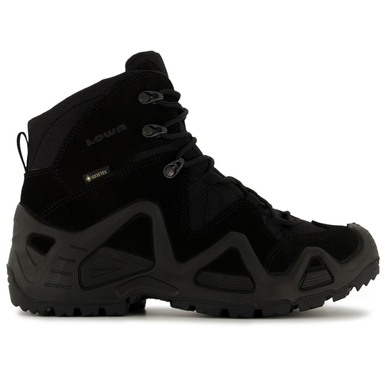 83a972d310c Lowa - Zephyr GTX Mid TF - Walking boots - Schwarz / Schwarz | 10 (UK)
