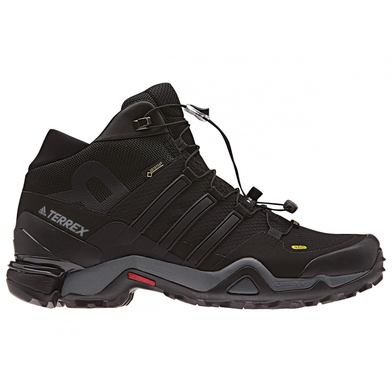 adidas terrex fast r mid gtx walking boots men 39 s free. Black Bedroom Furniture Sets. Home Design Ideas