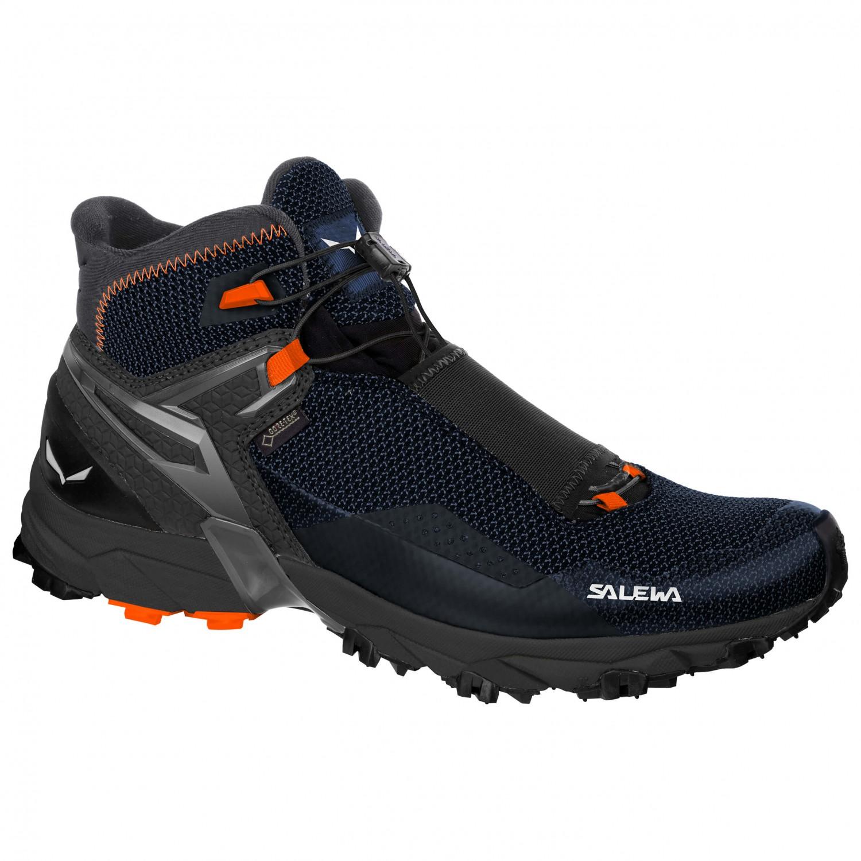 Salewa - Ultra Flex Mid GTX - Walking boots - Black / Holland   7,5 (UK)
