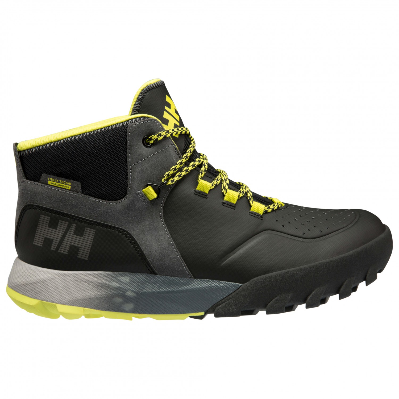 ad7f591e9a9f2 Helly Hansen - Loke Rambler HT - Walking boots - Black / Charcoal / Silver  | 8 (US)