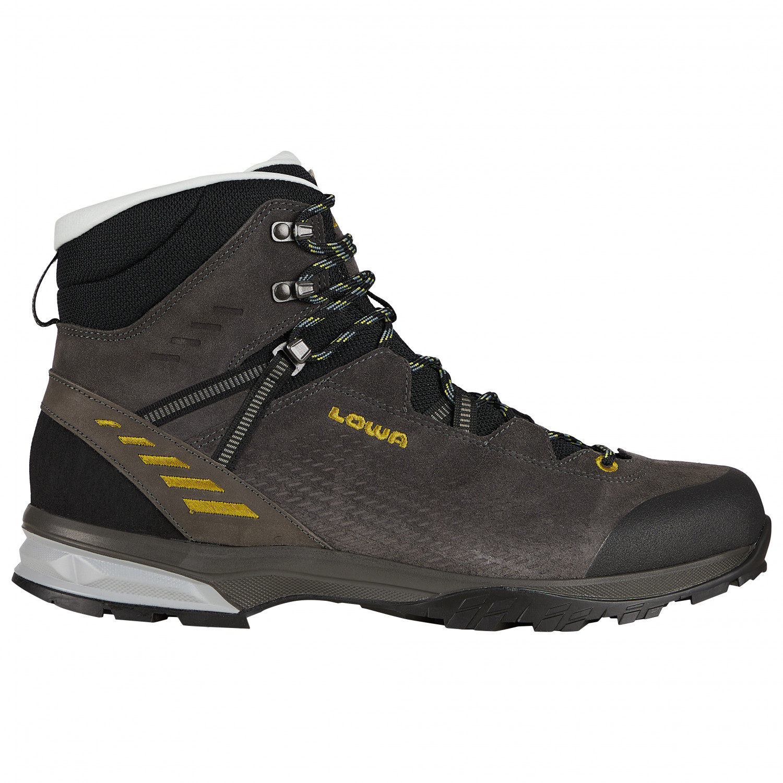 Lowa ARCO LL MID - Walking boots - anthrazit/kiwi 9KYweEI