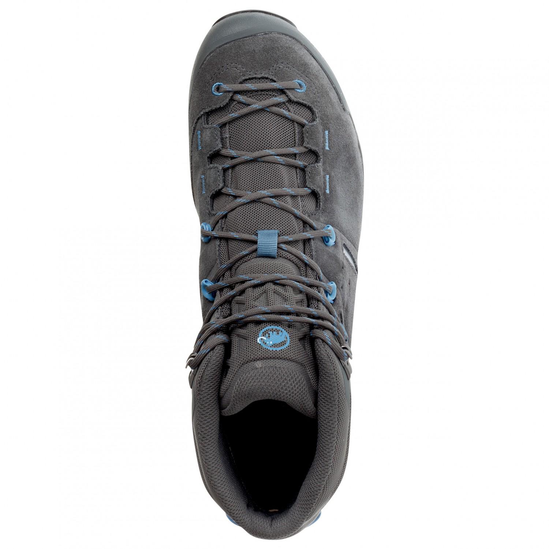 wide range sports shoes various design Mammut - Alnasca Pro Mid GTX - Walking boots - Graphite / Zion | 7 (UK)