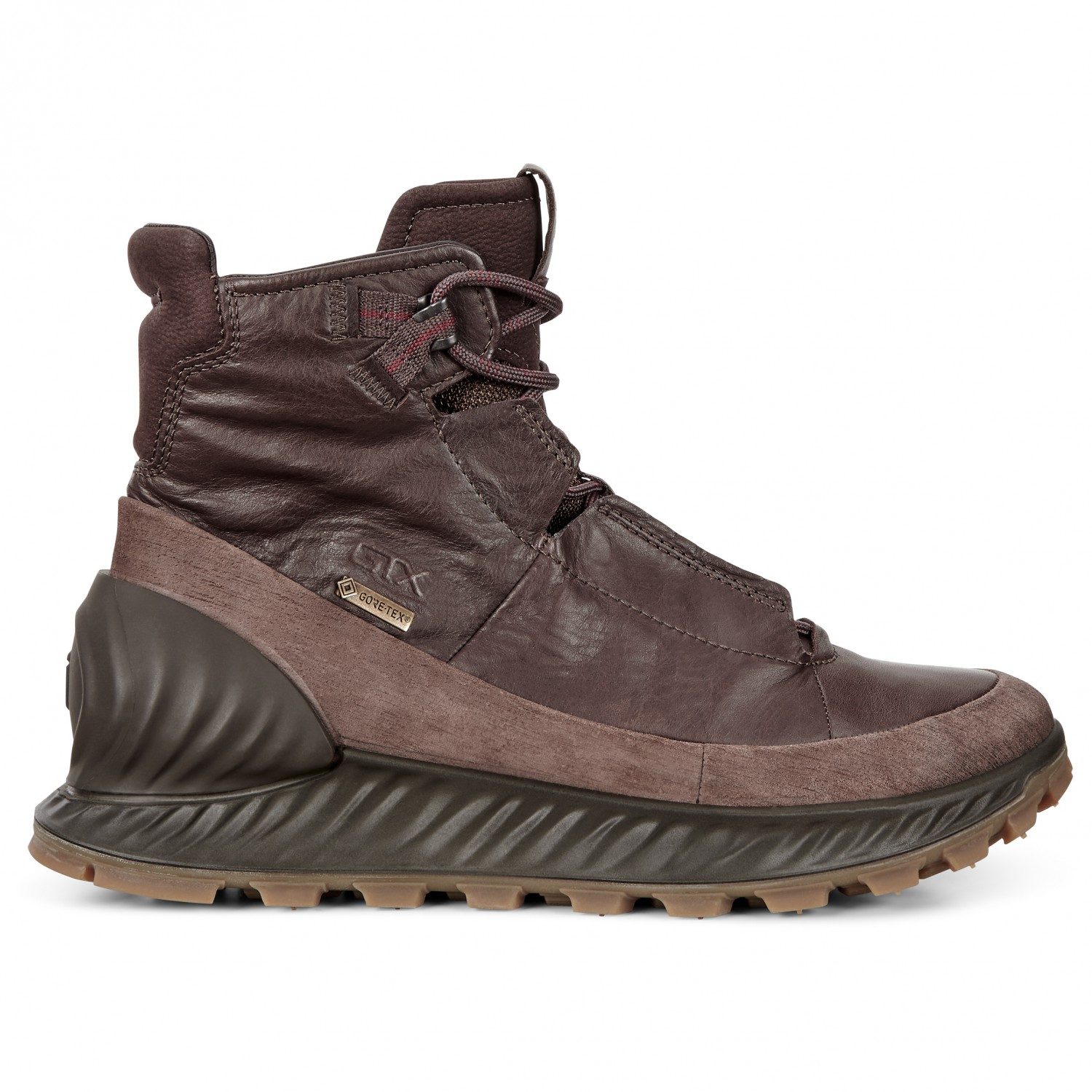Ecco Exostrike GTX Leather Nubuck/Yak