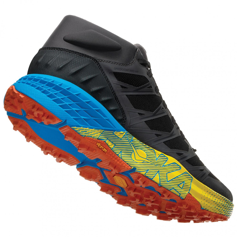 Hoka One One Speedgoat Mid Wp Walking Boots Men S Free
