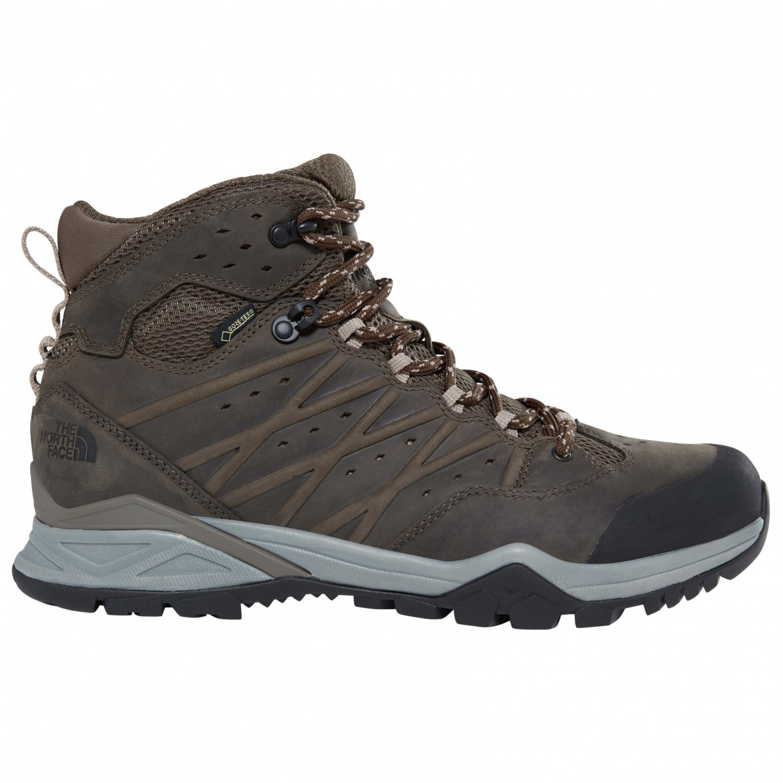 e9ea91154fe The North Face - Hedgehog Hike II Mid GTX - Walking boots - TNF Black /  Graphite Grey | 8,5 (US)
