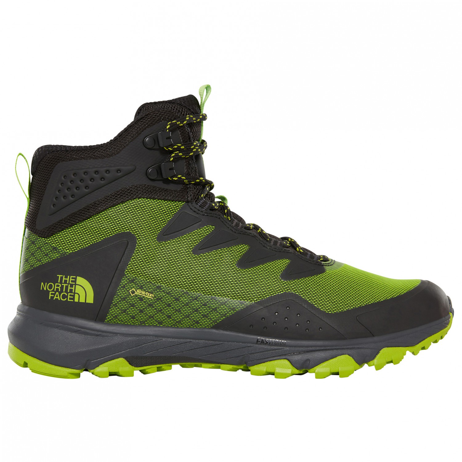 c01605495a The North Face - Ultra Fastpack III Mid GTX - Walking boots - TNF Black /  Amber | 8,5 (US)