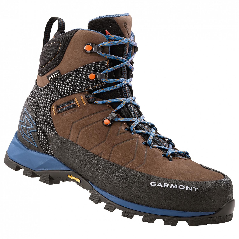 separation shoes 794a3 702e3 Garmont - Toubkal GTX - Scarpe da trekking - Dark Brown / Blue | 7 (UK)