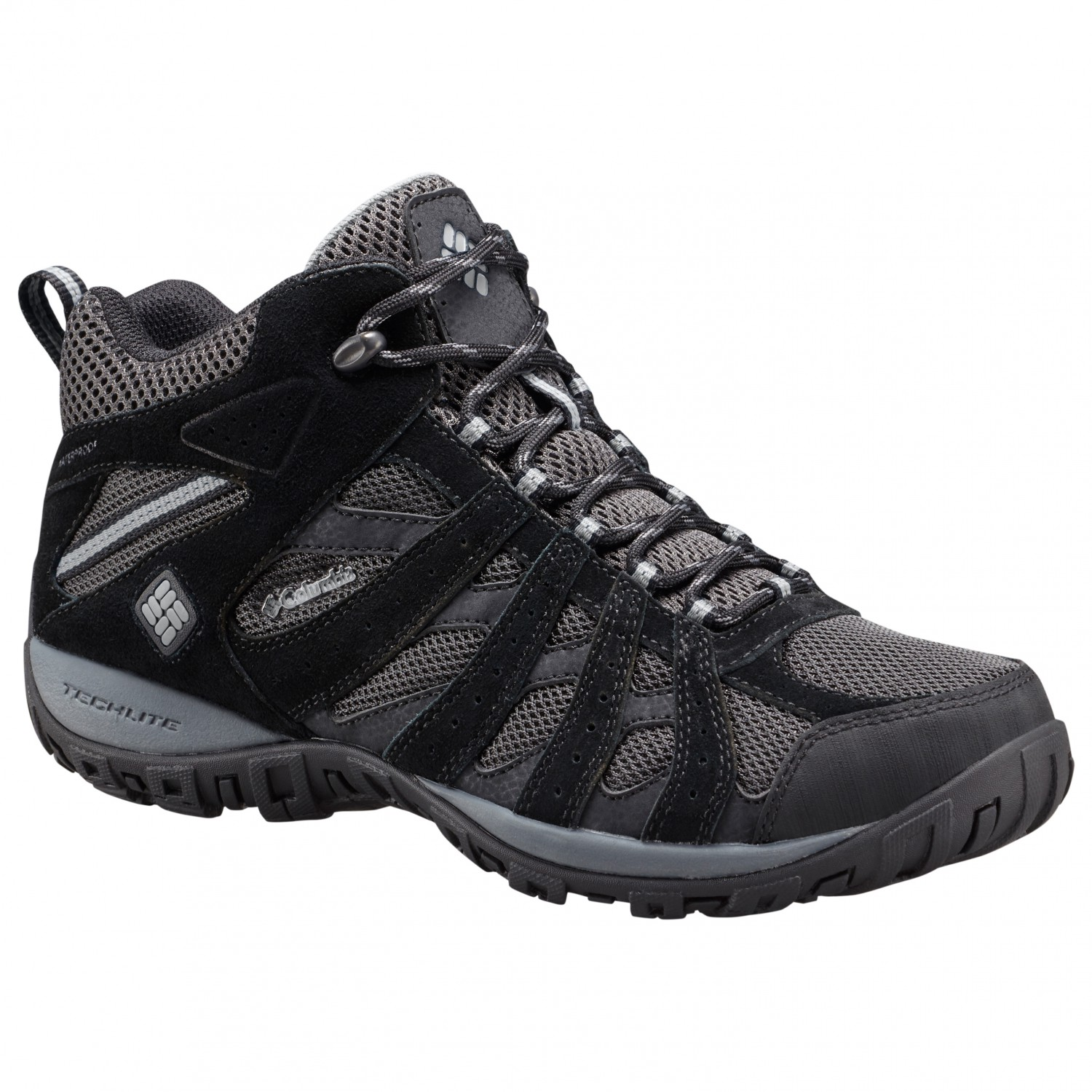 Columbia Redmond Mid Waterproof Walking Boots Men S Buy Online Bergfreunde Eu