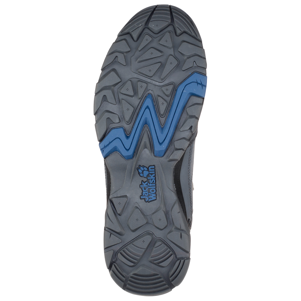 d5c224208a2 Jack Wolfskin - Mountain Attack 6 Texapore Mid - Walking boots - Night Blue  | 8 (UK)