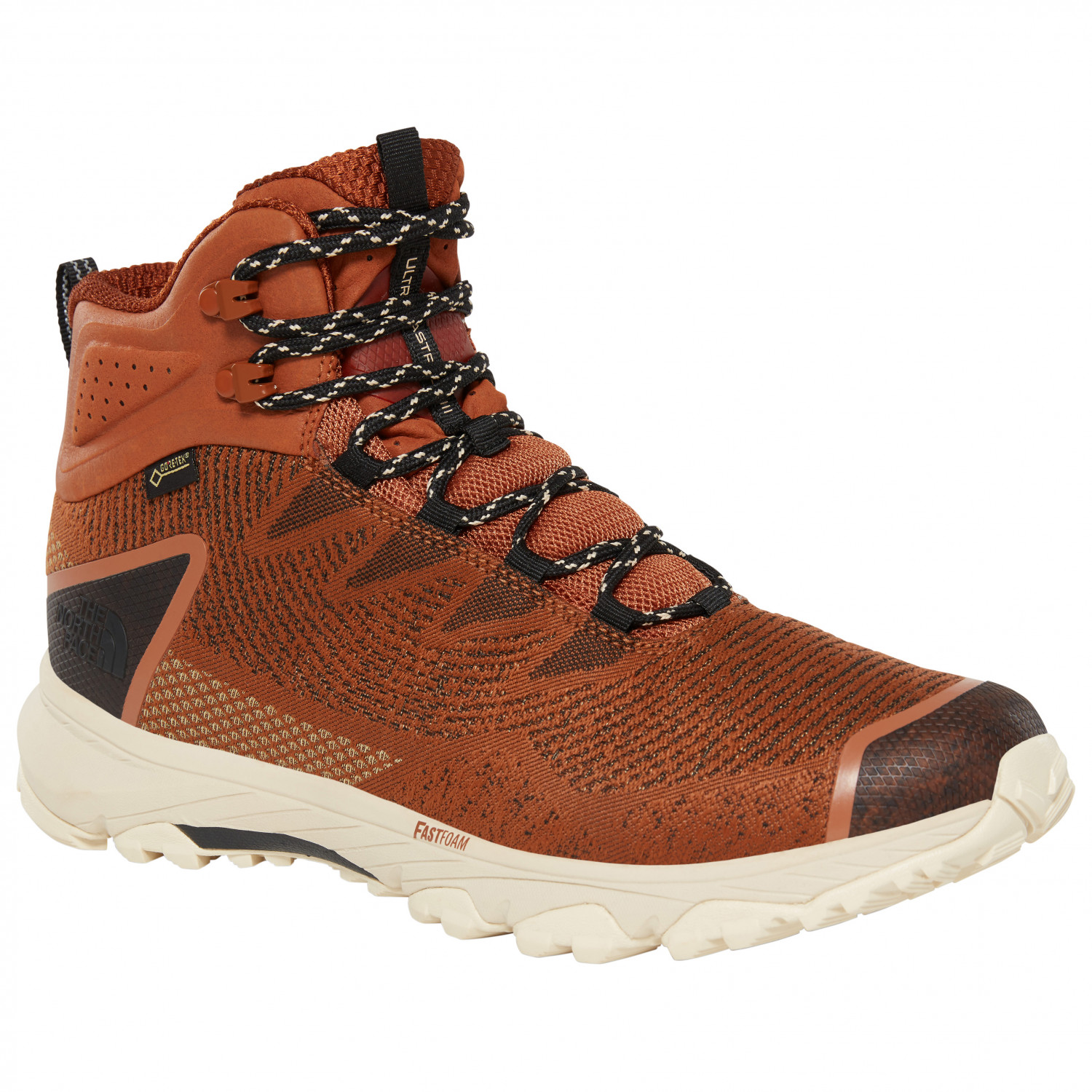 4c6c66fe68 The North Face - Ultra Fastpack III Mid GTX Woven - Scarpe da trekking -  Blackened Pearl / Meld Grey | 8,5 (US)