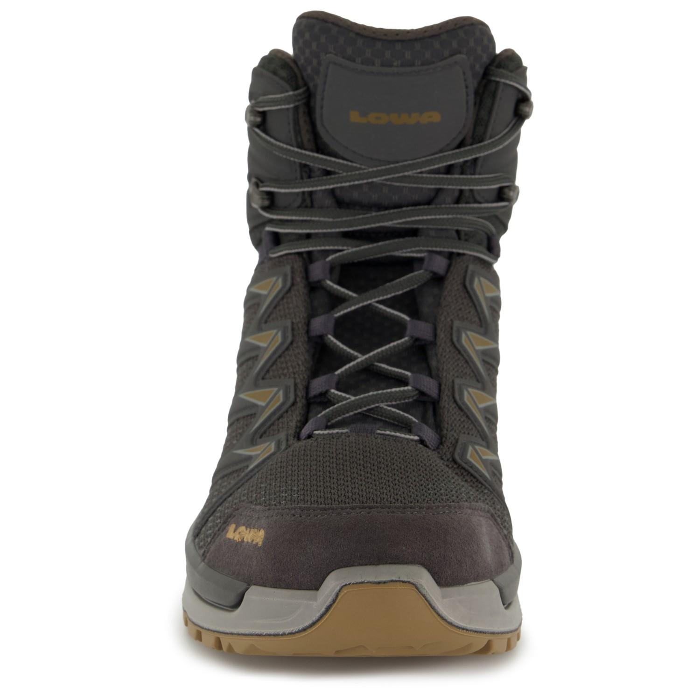 a33f6084578 Lowa - Innox Pro GTX Mid - Walking boots - Navy / Flame | 7 (UK)