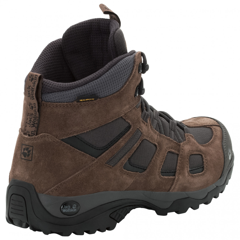 94aadb937a Jack Wolfskin Vojo Hike 2 Texapore Mid - Walking Boots Men's | Free ...
