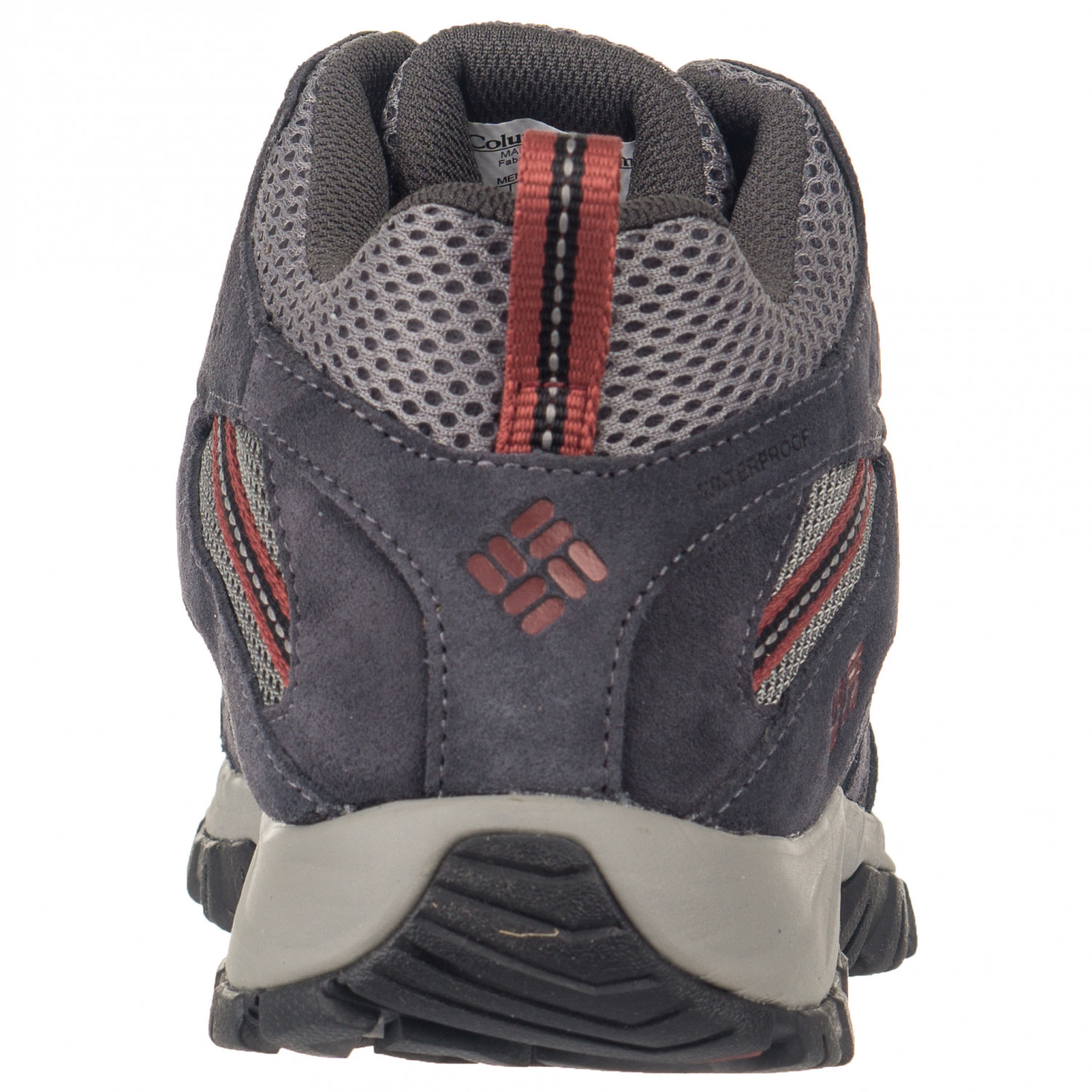Columbia Canyon Point Mid Waterproof Chaussures de