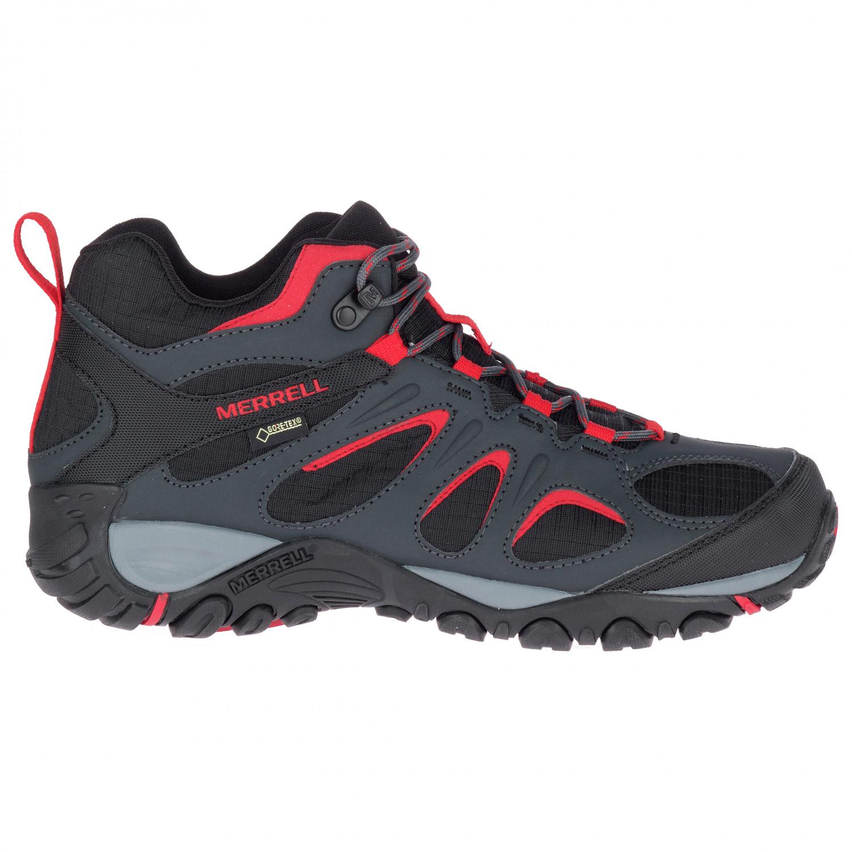 Men Yokota 2 Sport Mid GORE TEX® Hiking Shoes | Merrell