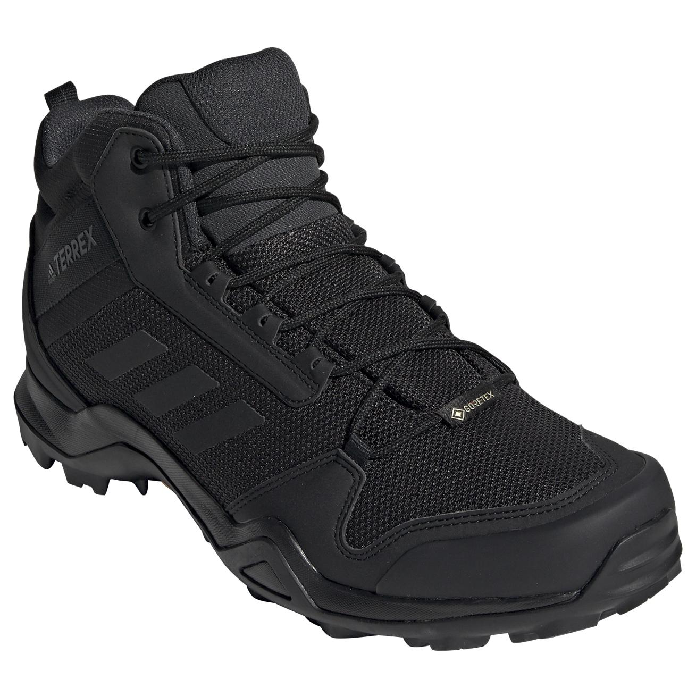 adidas Terrex AX3 Mid GTX Chaussures de randonnée Core Black Core Black Carbon | 7 (UK)