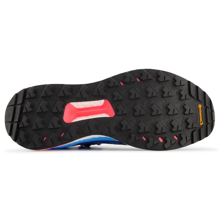 adidas Terrex Free Hiker Tursko Core Black Grey Six Active Orange | 7,5 (UK)