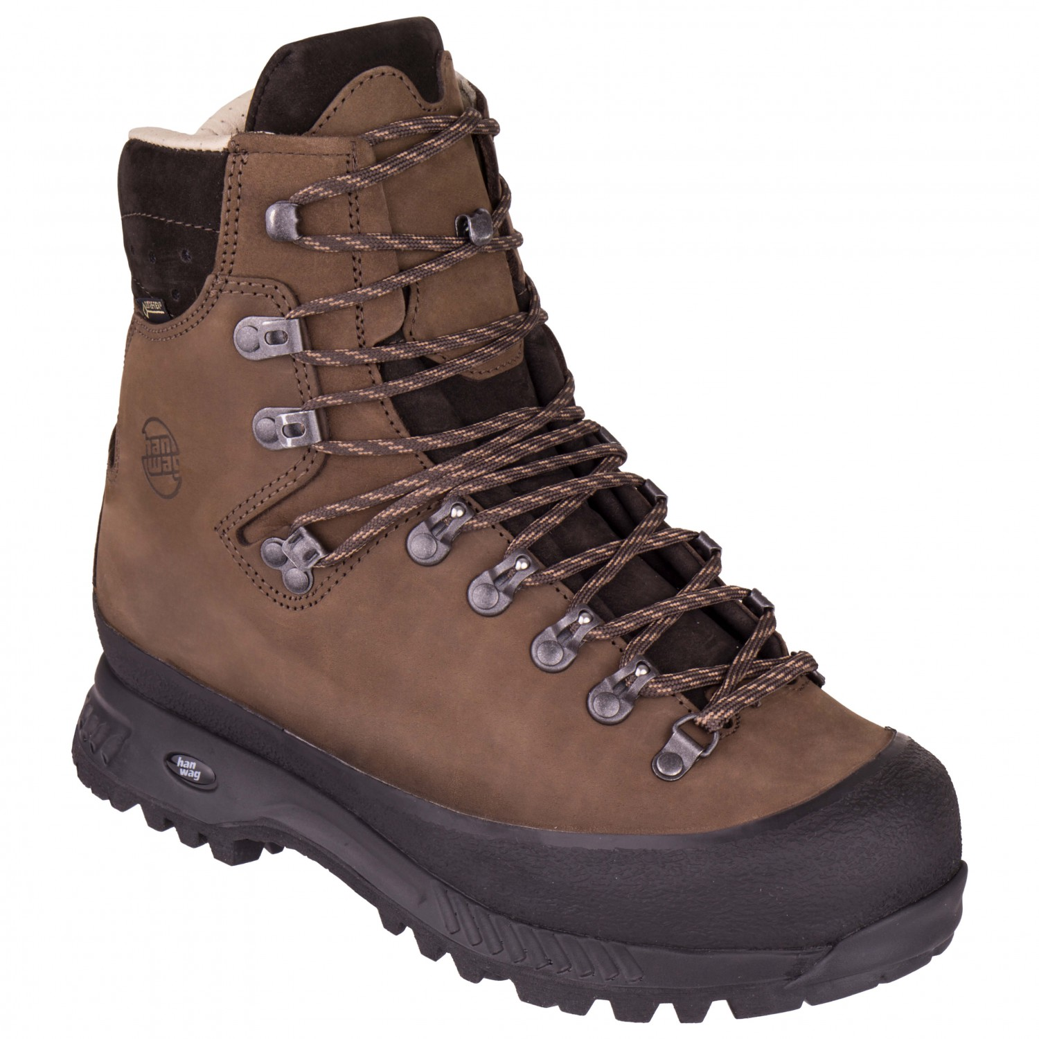 Hanwag Alaska Wide Gtx Mountaineering Boots Men S Free