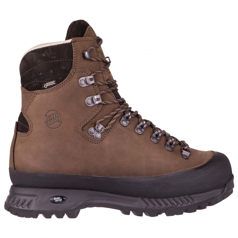 Hanwag Alaska Wide Gtx Mountaineering Boots Men S Free