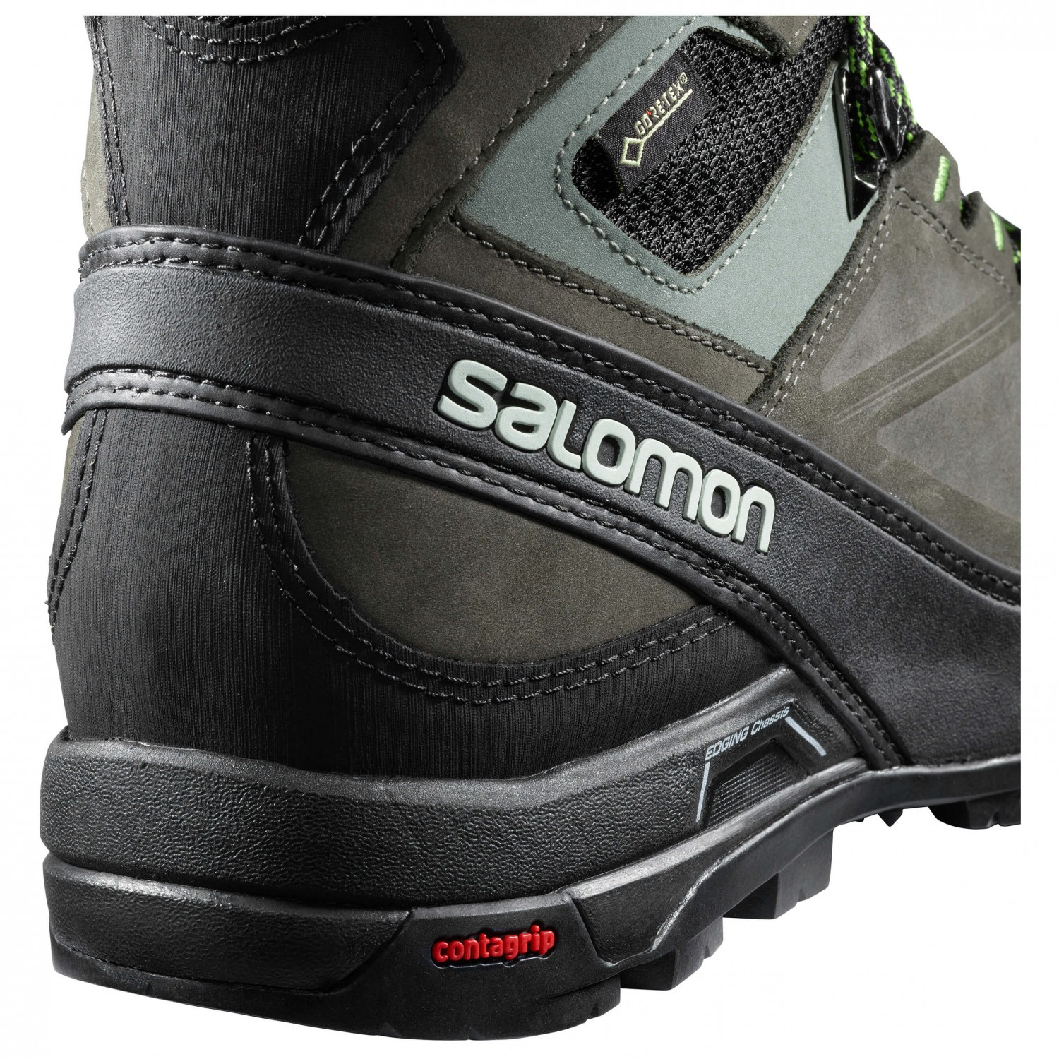 d1f3f002133 Salomon X Alp Mtn Gtx - Mountaineering Boots Men's | Buy online ...