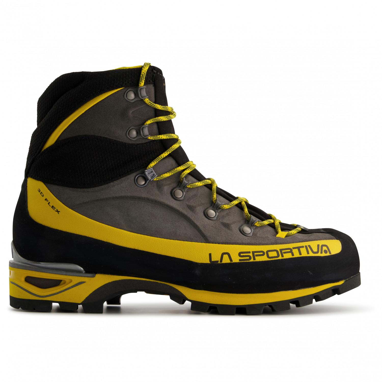 the latest hot sales really comfortable La Sportiva - Trango Alp Evo GTX - Chaussures de montagne - Grey / Yellow |  38 (EU)
