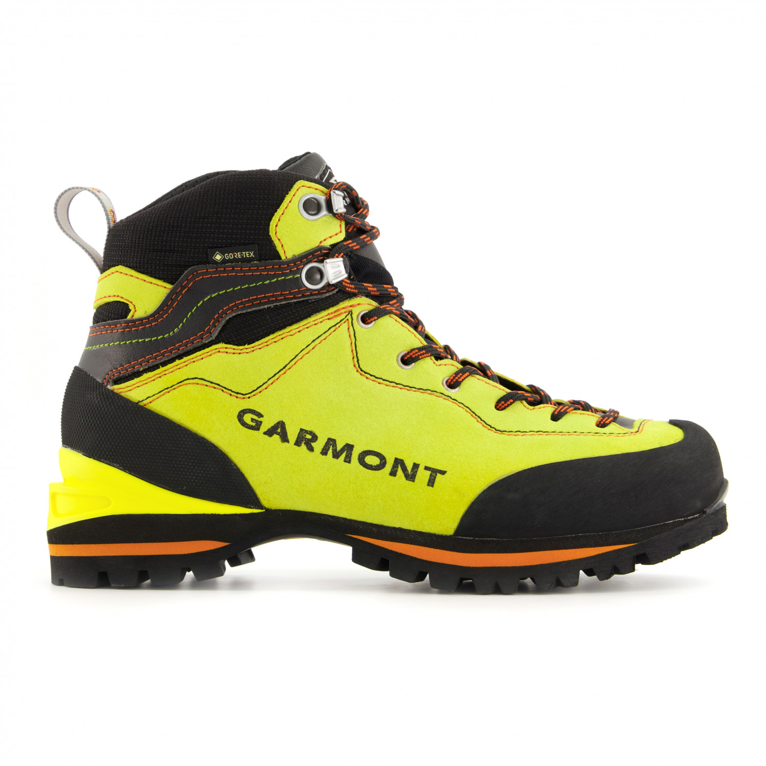 quality design 7e7e8 cf9e9 Garmont - Ascent GTX - Scarponi da montagna - Yellow / Orange | 7 (UK)