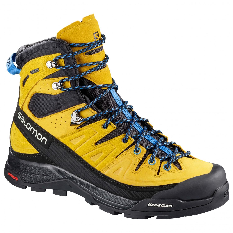 Salomon X Alp High Leather GTX Chaussures de montagne