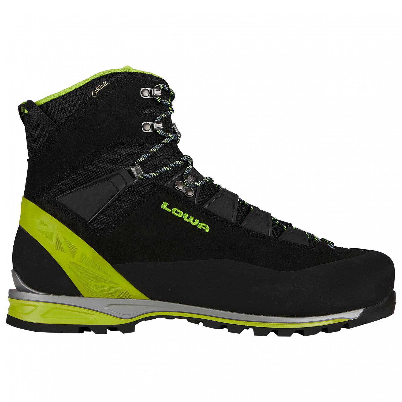 Lowa Alpine Pro Gtx Leather Mountaineering Boots Men S