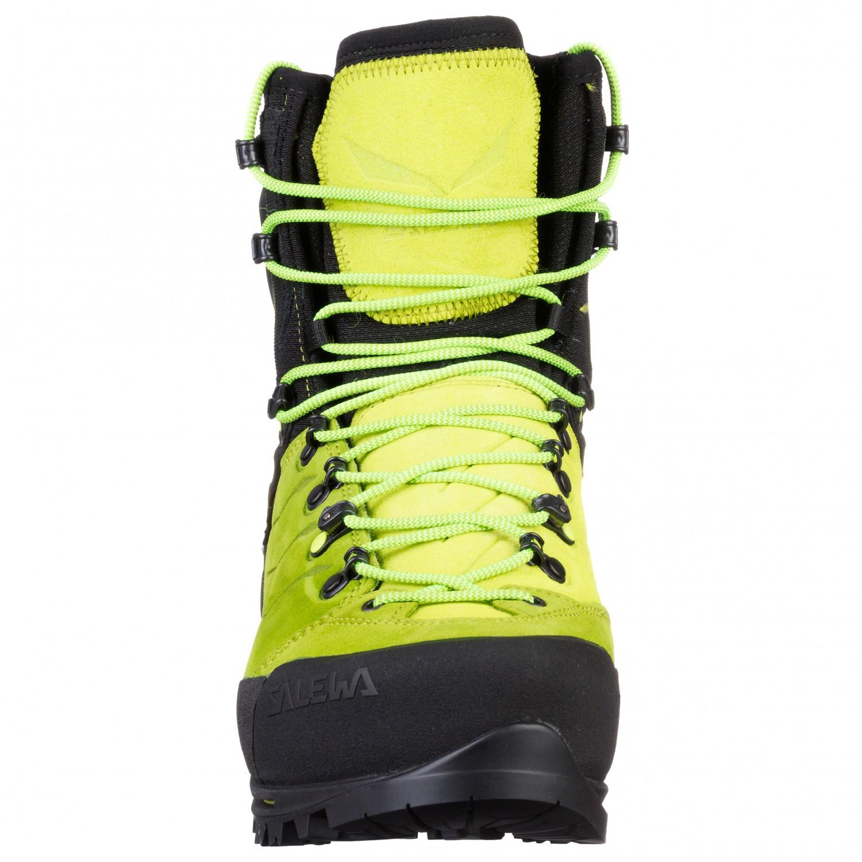 42c3660db Salewa - Vultur Evo GTX - Chaussures de montagne - Black / Cactus | 7 (UK)