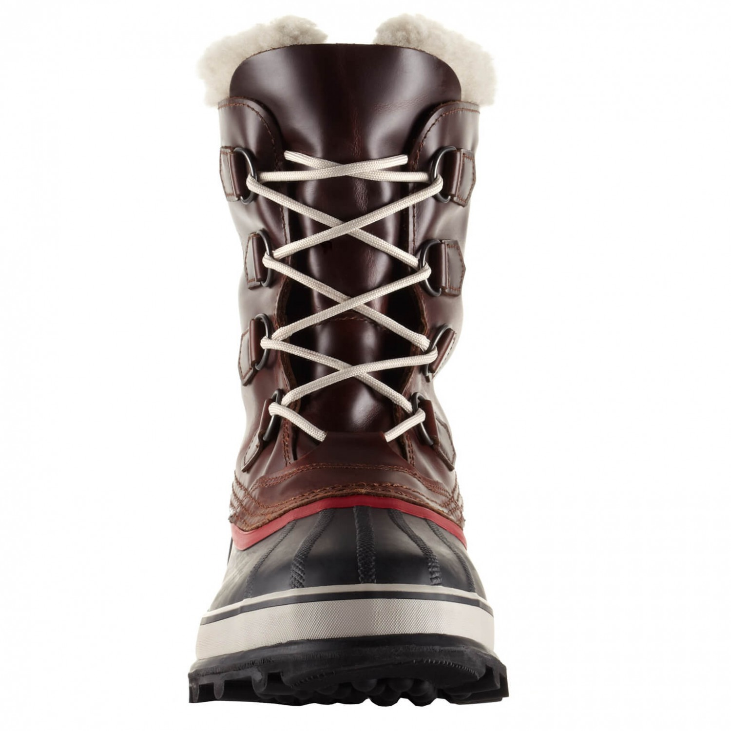 382dc5e3f97 Sorel - Caribou WL - Winter boots - Tobacco | 17 (US)