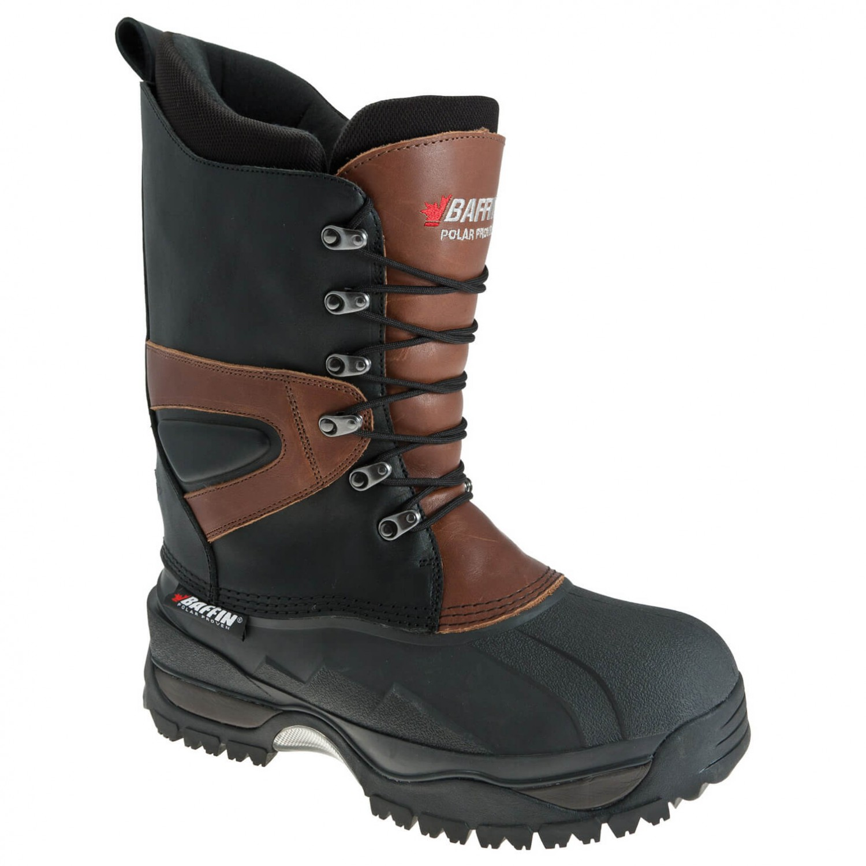 Chaussures d'hiver Baffin Bark8US Apex Black TPkXZOiu