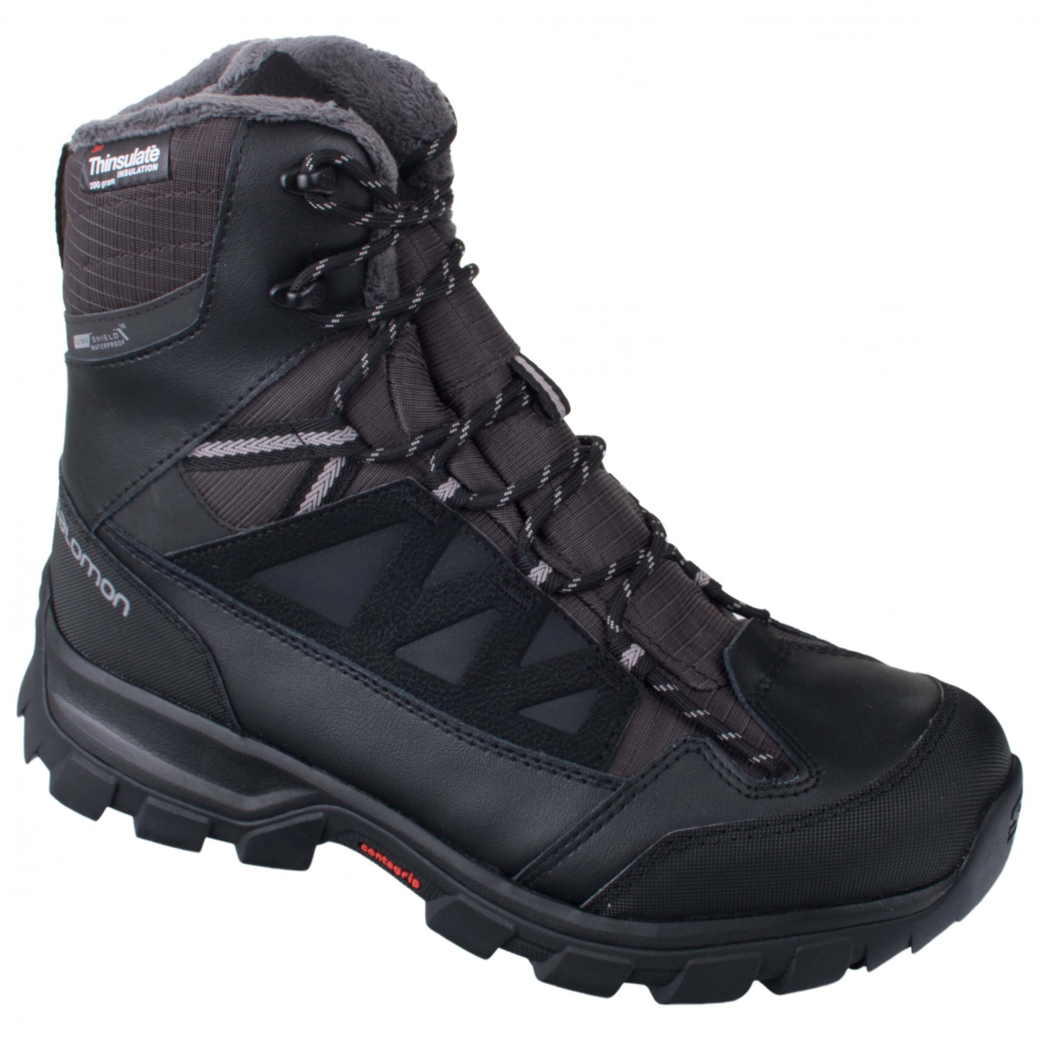buy popular a92e3 1ff9f Salomon - Chalten TS CSWP - Winterschuhe