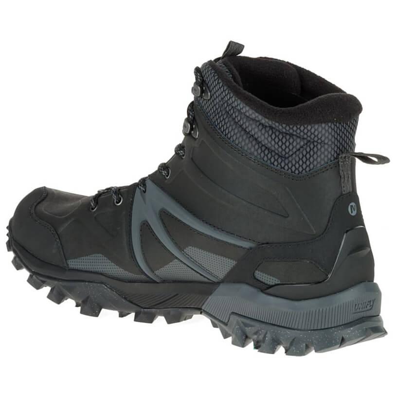 aa3d0fdb7d6 Merrell Capra Glacial Ice+ Mid Waterproof - Winter Boots Men's | Buy ...