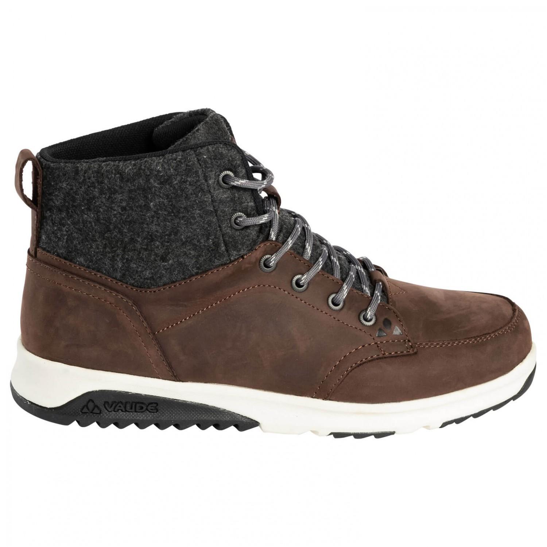 Vaude - Ubn Kiruna Mi Cpx - Chaussures D'hiver Taille 12 Noir PLAuI3slDv