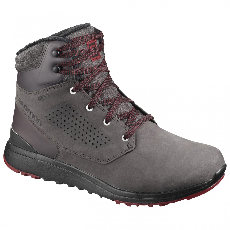 Salomon Utility Winter CS WP, chaussure d'hiver chaude et
