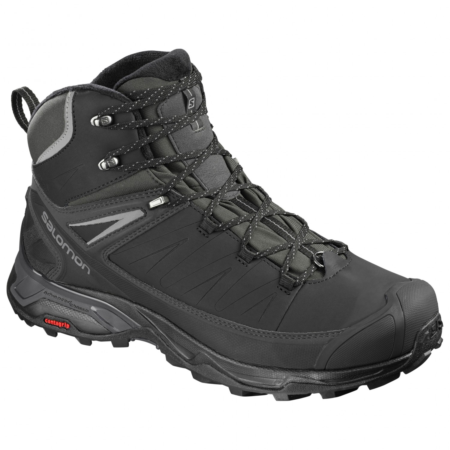 low priced 94101 5a30e Salomon - X Ultra Winter CS WP - Winterschuhe - Black / Phantom / Monument  | 7,5 (UK)
