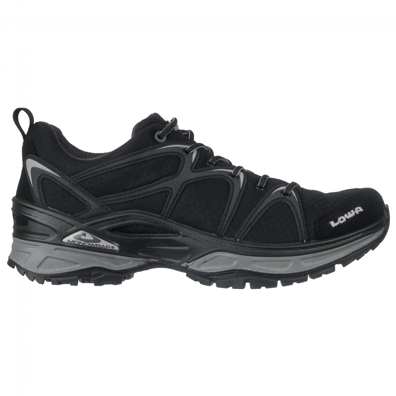 casual shoes best deals on clearance sale Lowa - Innox GTX Lo - Multisportschuhe - Schwarz / Grau | 7,5 (UK)