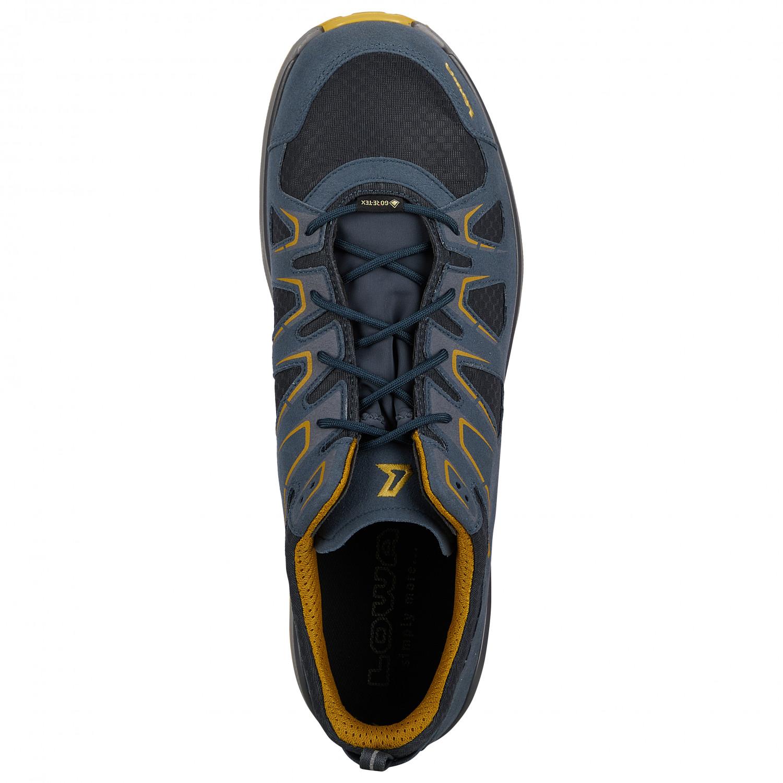 Lowa Innox Evo GTX Lo Multisportschuhe Asphalt Blau | 7,5 (UK)