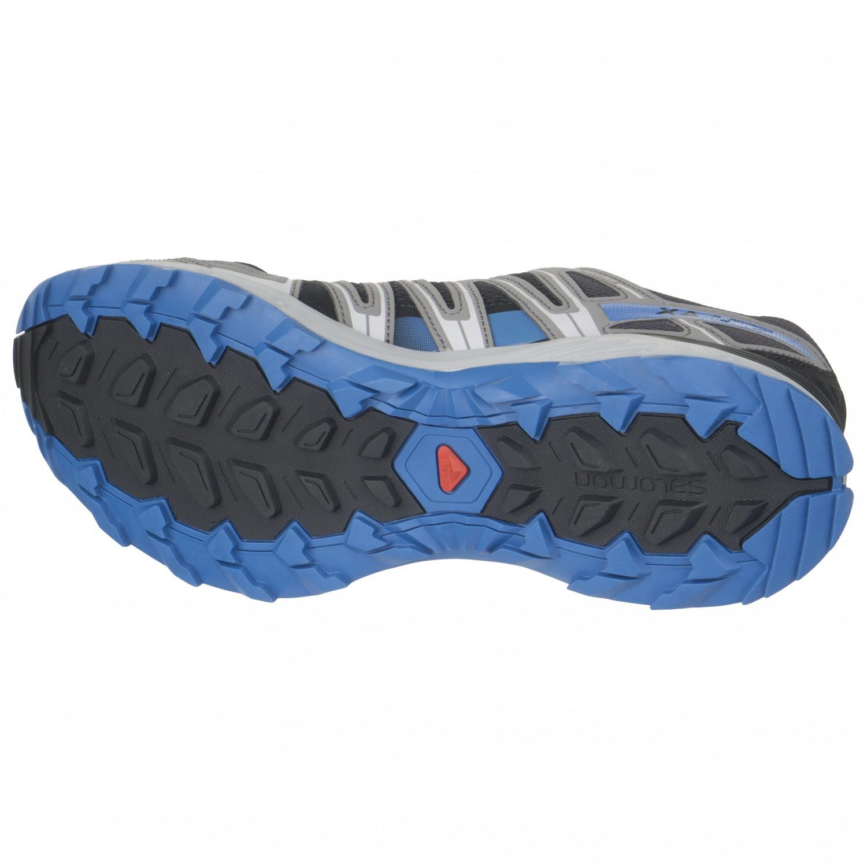 Salomon XA Lite Multisport shoes Black Quiet Shade Imperial Blue   7,5 (UK)