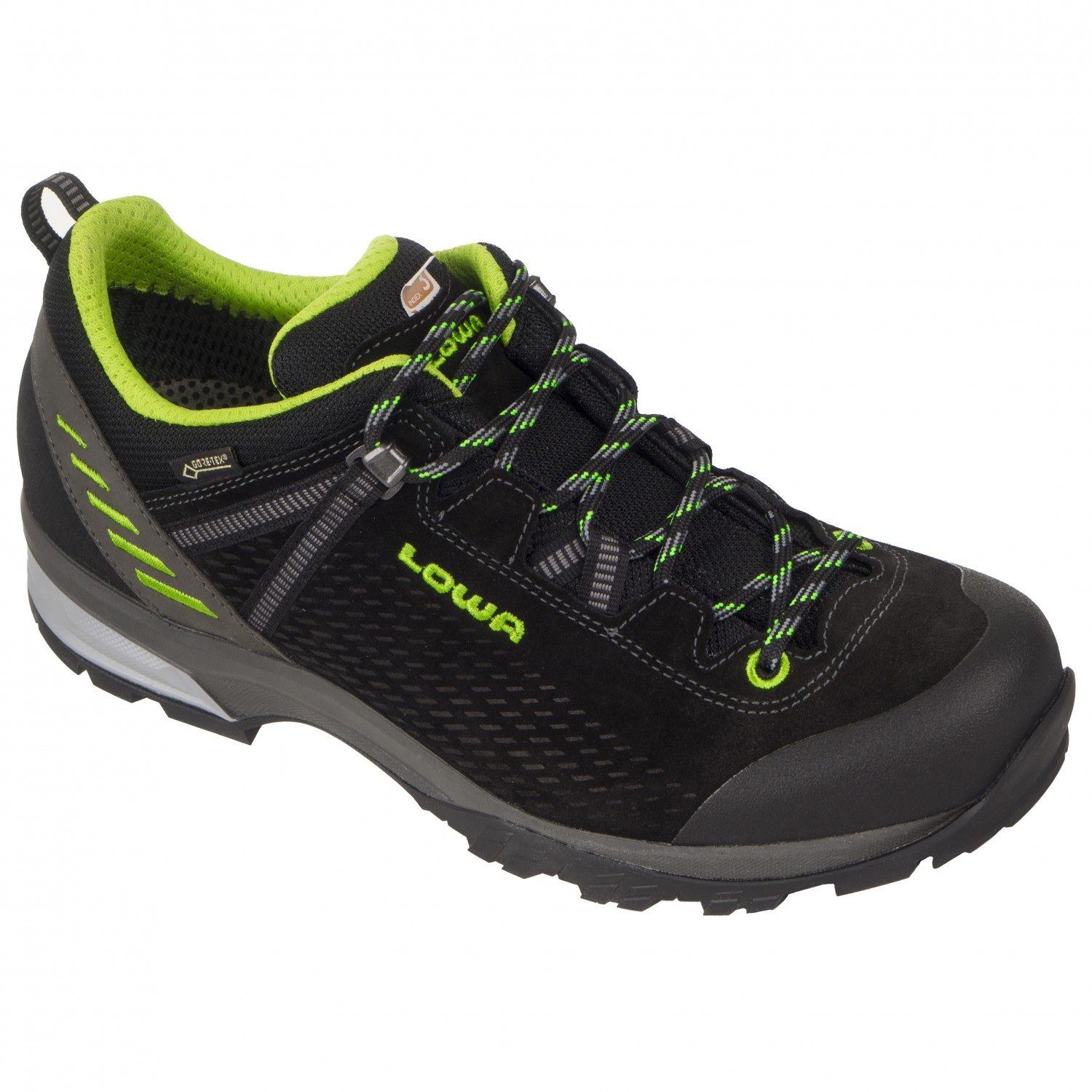 factory authentic reasonably priced wholesale Lowa - Arco GTX Lo - Multisport shoes - Anthracite / Kiwi | 7,5 (UK)